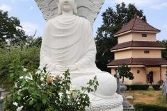 Le bouddha protégé par le Nâga